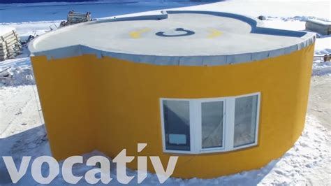 3d print house 3d printed house took 24 hours to build youtube
