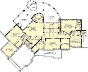 Amicalola House Plan The Amicalola Cottage House Plans Basement Floor Plan House Plans By Designs Direct