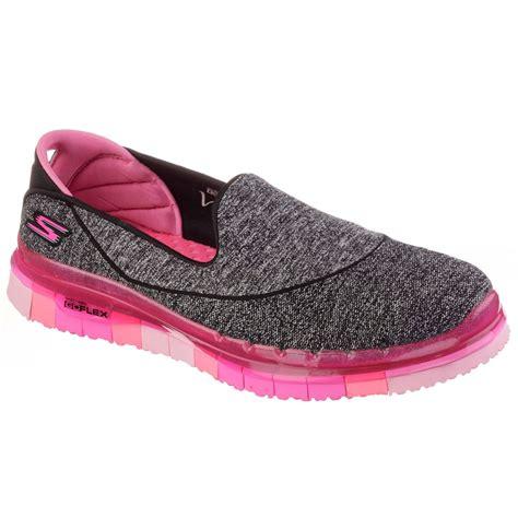 Skechers Go Flex Tali 6 skechers go flex walk womens walking shoes black
