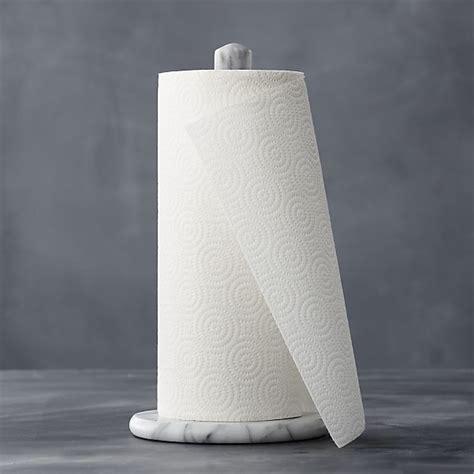 Kitchen Paper Towel Holder kitchen paper towel holder crate and barrel