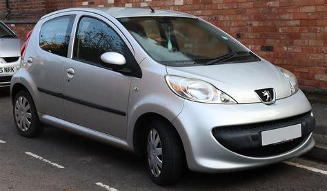 Peugeot 107 Wikipedia