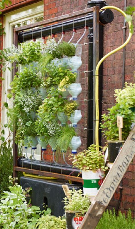 vertical herb garden insteading