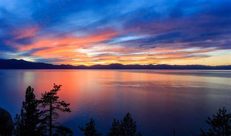 fun facts  lake tahoes natural landscape lake