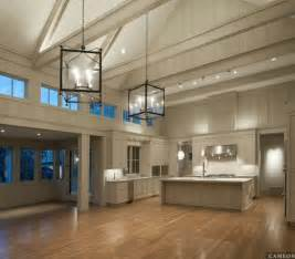 modern barn house interior cool diy homes pinterest