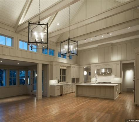 pole barn homes interior modern barn house interior cool diy homes pinterest
