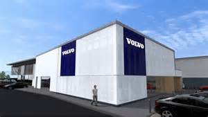 Volvo Dealership Lipscomb Set To Complete Work On New Volvo Dealership Next