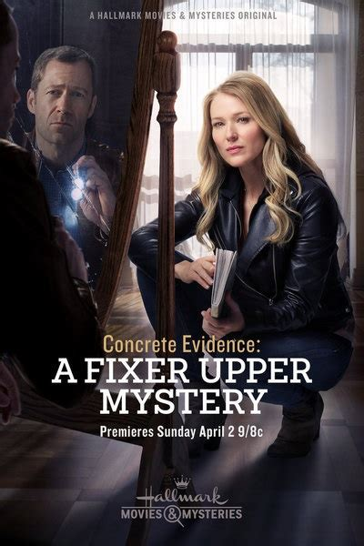 cast concrete evidence a fixer upper mystery hallmark concrete evidence a fixer upper mystery 2017 fits of fury