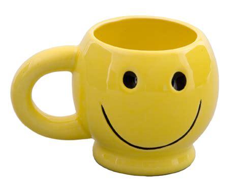 Smile Mug direct floral smiley mug