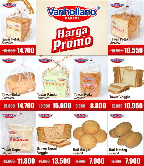 Harga Roti Klik gambar harga kue bakery terbaru 2017 daftar