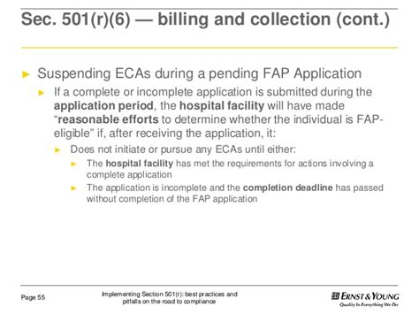section 501 a implementing section 501 r best practices and pitfalls