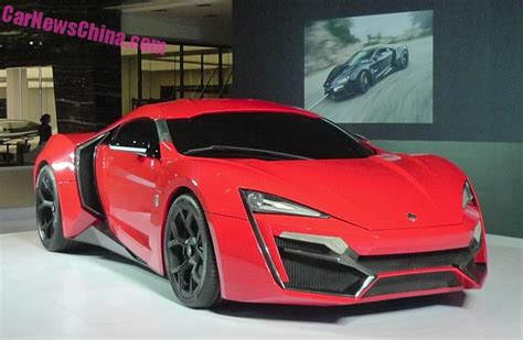 lincoln hypersport the w motors lykan hypersport arrives in beijing