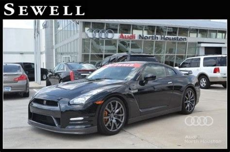 Used Nissan Gtr For Sale In Houston Buy Used 2014 Gt R Premium In Houston United