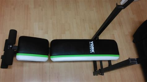 york preacher curl bench york weight bench with preacher curl attachment 80kg of