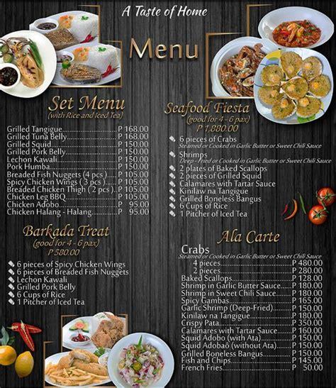 salty restaurant salt restaurant menu menu for salt restaurant kuthaw cebu city zomato philippines