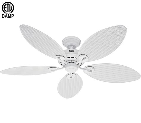 Wicker Outdoor Ceiling Fans With Lights Architecture