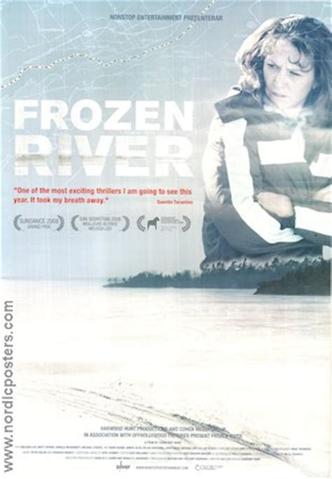 film frozen river 2008 melissa leo frozen river movie poster 2008 original