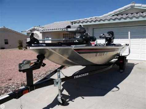 used bass tracker boats for sale in az 2012 used tracker pro 165 bass boat for sale 12 500