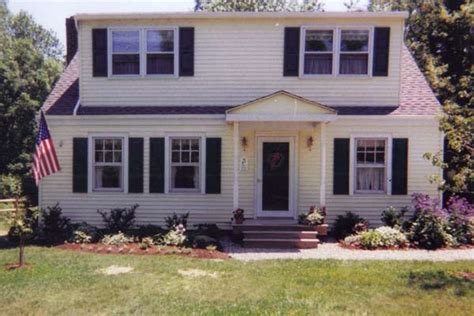 cape cod curb appeal updated duckling before best curb appeal before