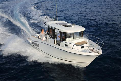 merry fisher fishing boats merry fisher 795 marlin jeanneau boats