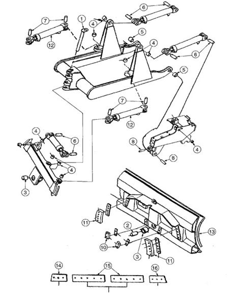 Dresser Dozer Parts ford deere king kutter parts backhoe dozer tractor excavator parts new used