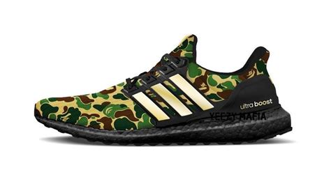 bape and adidas to release new collaboration in january 2019