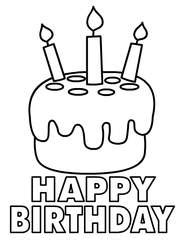 printable birthday cards to color for grandpa free printable birthday cards create and print free