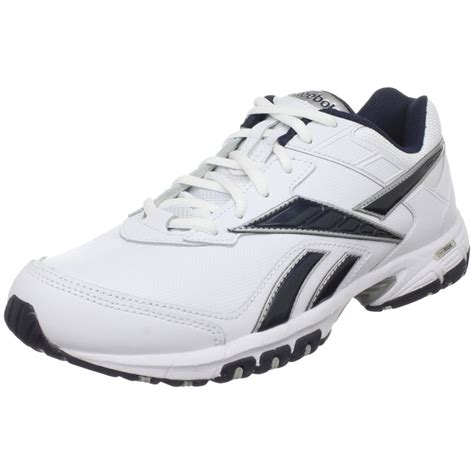 reebok dmx ride shoes reebok mens neche dmx ride conditioning shoe in white for