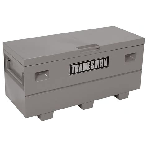 Home Depot Heavy Duty Small Box Tradesman Heavy Duty Large 60 Inch Site Box Steel