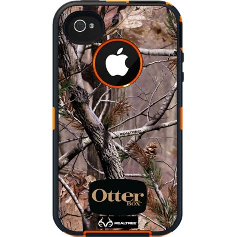 Cover Iphone 4 4s Camo Series otterbox iphone 4 4s defender series realtree camo ap