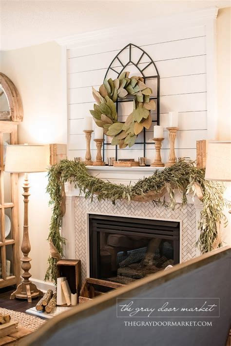 magnolia home decor get the look winter decorations for christmas the