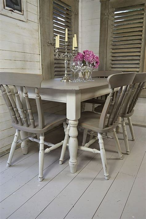 painted kitchen table and chairs 25 best ideas about paint dining tables on