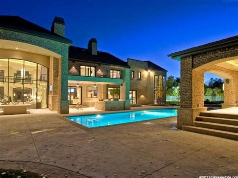 Water Gardens Holladay 6 Salt Lake City Ut by Luxurious 24 000 Square Foot Mansion In Holladay Ut Homes Of The Rich The 1 Real Estate