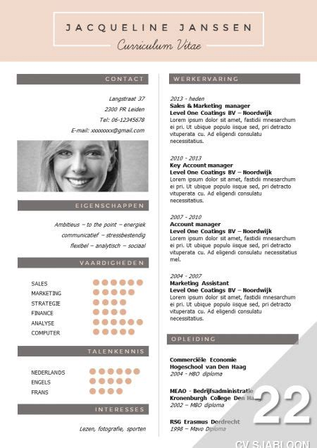 Cv Sjabloon Office 1000 Images About Cv On Infographic Resume Creative Resume And Cv Design