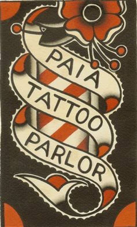 paia tattoo parlor tatoos on armband hawaiian island