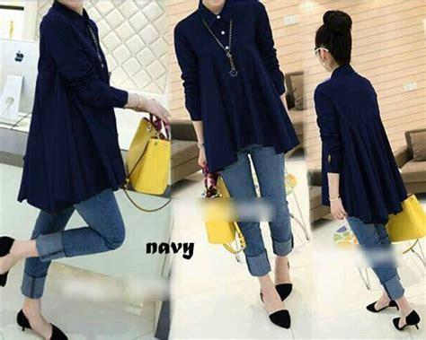 Blouse Jonggrang Atasan Baju Wanita baju blouse atasan wanita modis model terbaru murah