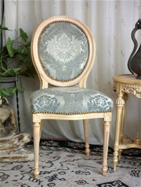 chaises medaillon louis xvi meuble de salon contemporain