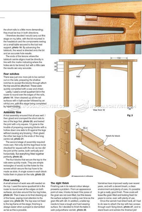 coffee table wood plans oak coffee table plans woodarchivist