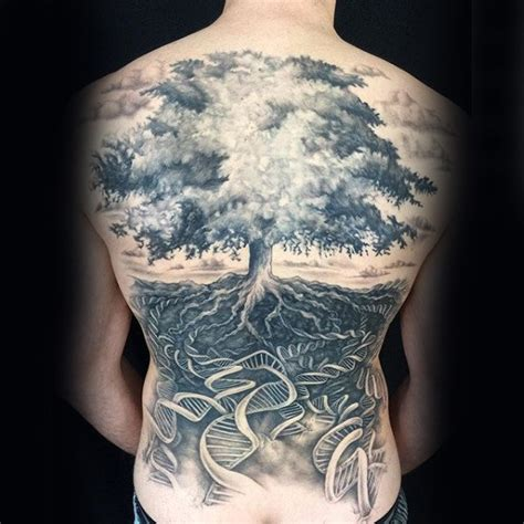 tree of life back tattoo 40 tree back designs for wooden ink ideas