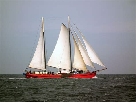 klipper zeilen rederij vooruit mare marieke