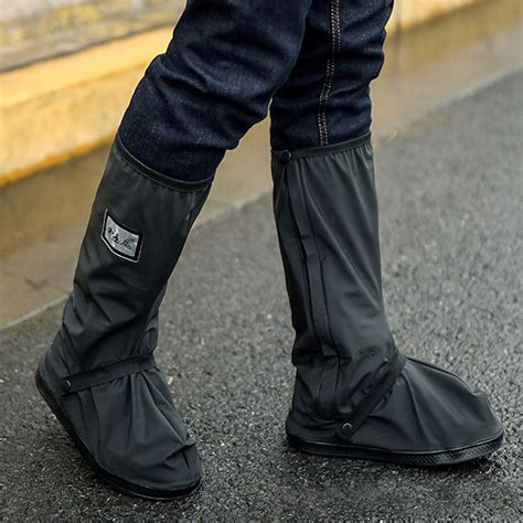 aqua armor boat cover motorcycle waterproof rain shoes covers thicker scootor