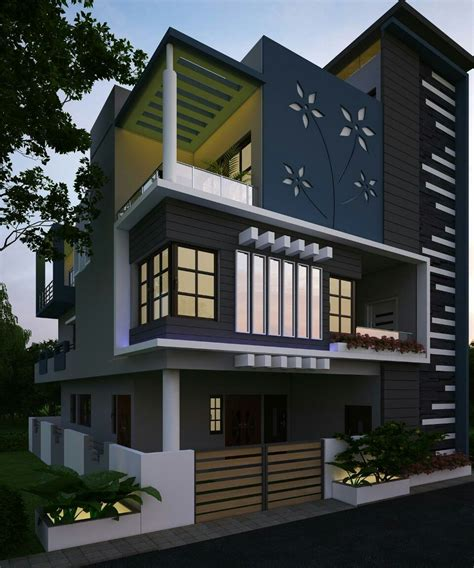 Modern Bedroom Decorating Ideas by Exterior House Design Front Elevation Archives Home