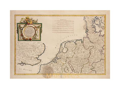 netherlands denmark map netherlands germany denmark antique map zannoni m m