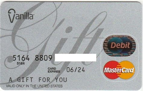 How To Check Balance On Vanilla Gift Card - mastercard gift card balance