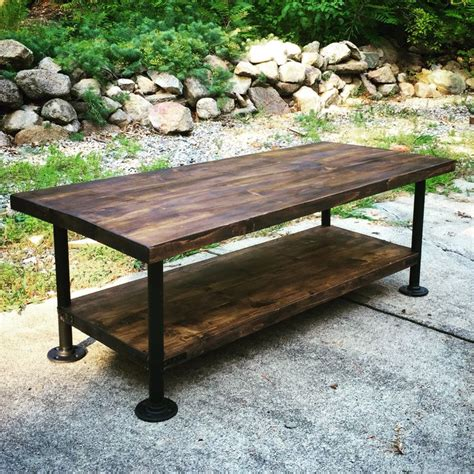 industrial coffee table legs 17 best ideas about industrial coffee tables on