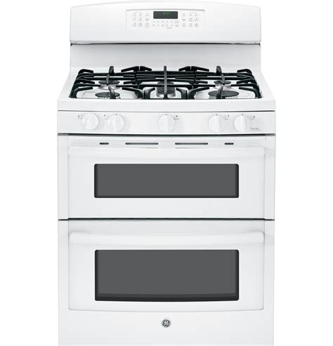 Oven Gas Standing ge 174 30 quot free standing gas oven range with convection jgb870defww ge appliances
