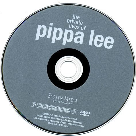 the private lives of the private lives of pippa lee cd scanned dvd labels the private lives of pippa lee cd 001