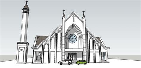 proses pembangunan gereja santa clara dihentikan sementara radio suara wajar 96 8 fm