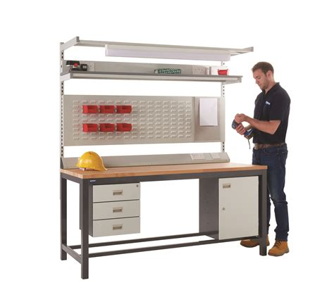 workshop benches uk heavy duty workbenches industrial workshop benches