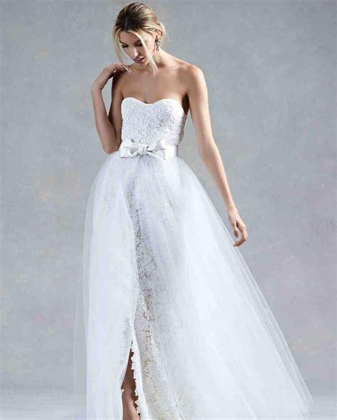 5 Wedding Gown Trends For 2010 by Oscar De La Renta Fall 2017 Wedding Dress Collection
