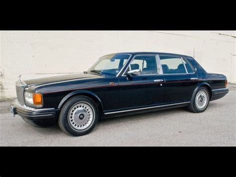 Rolls Royce Silver Spur Price by Find Used 1997 Rolls Royce Silver Spur Low Low Price